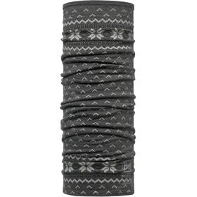 Buff Lightweight Merino Wool accessori collo grigio